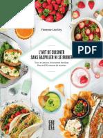 art de cuisiner sans gaspiller ni se ruiner, L' - Florence-Lea Siry.pdf