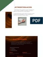 Electroterapia Rehabilitacion