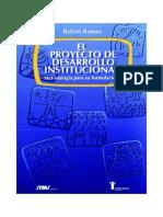 Proyecto de Desarrollo Institucional PDI
