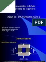 Clase 2 Transformadores
