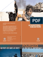 L'essentiel du droit international humanitaire