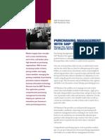 SAP Business One Brochure - Purchasing Management