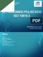 Ultrasonido Eco Pulso