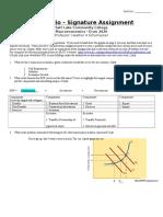 e- portfolio assignment