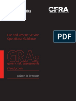 Gra- Guidance for Fire Service