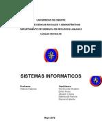 Informatica gerencial, Taller II.docx