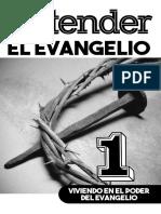Entendiendo El Evangelio No.1