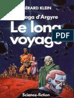 Long Voyage, Le - Klein, Gerard