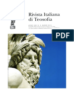 L'Accademia platonica in età ellenistica. Il problema gnoseologico.  (Prima parte)