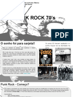 PUNK ROCK 70's