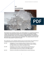 Roadmap Materials From Nanocellulose