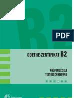 B2 Handbuch 14 - Pruefungsziele Testbeschreibung B2
