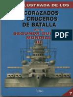 Folio - Guía ilustrada de los (07) Acorazados y Cruceros de Batalla de la Segunda Guerra Mundial (I).pdf