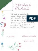 Historias Mínimas Cnii-3