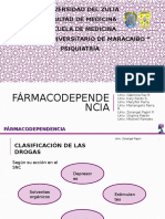 FARMACODEPEDENCIA
