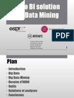 Big Data Mining & Text Mining(Artefacts Team 4BI4)