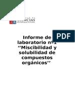 Informe 1 Organica 2.0