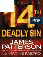 14th Deadly Sin - James Patterson.epub