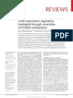 BCM_Seminario_III-3_Gene Expression Regulation Mediated Through Reversible m6A RNA Methylation Nrg3724
