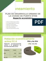 Población Económicamente Activa P (1)