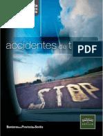 Cuaderno Guía con Claves para prevenir y/o actuar ante Accidentes de Tráfico