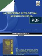 IMPI Evolución historica