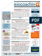 News Fisiocoaching Nº45