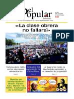 El Popular 346 Órgano de Prensa Oficial del Partido Comunista de Uruguay