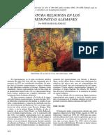 La Pintura Religiosa en Los Expresionistas Alemanes 0
