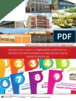 Instructivo de Mantenimiento Preventivo Para PDF