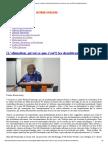 African History – Histoire Africaine [L'Alienation, Qu'Est Ce Que c'Est_] Les Desafricaniseurs