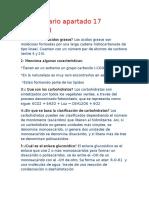 Cuestionario Apartado 17 UNIDAD II