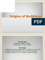 L3- Origins of Buddhism