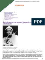 African History – Histoire Africaine [La Traite Negriere Europeenne] Reponse Des Rois Du Danhome Aux Europeens
