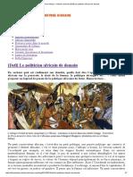 African History – Histoire Africaine [Defi] Le Politicien Africain de Demain