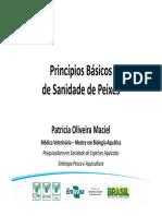 Aula 02 - Principios Basicos de Sanidade de Peixes (1)