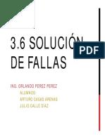 Solución de Fallas en Diodos Zener