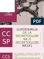 Proteína Secretora de la Célula de Clara