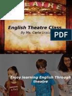 English Theatre Class
