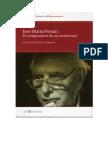 Jose Maria Peman El Compromiso de Un Intelectual CEU