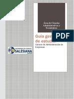 Guia Administración de Empresas Nueva 2014 (1)