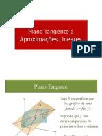 04_ Plano Tangente a Uma Superfície - Aproximações Lineares