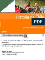 Poderes Del Estado de Chile