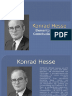 Konrad Hesse - Elementos de Direito Constitucional Alemão