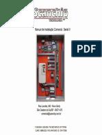 Instalação Comando Serial II