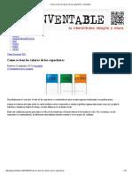 Como se leen los valores de los capacitores.pdf