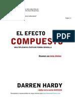 Efecto Compuesto -Darren Hardy