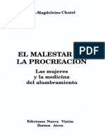 Chatel Malestar en La Procreacion