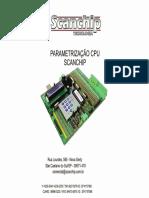 Parametrização CPU Scanchip