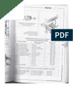 Comprobación de Resistencias de Sensores y Actuadores y Sus Valores, Para Motores Cummins L10, M11 y N14